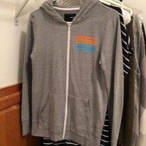 US Open of Surfing Hurley Hoodie, size L